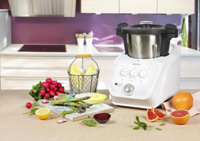 Robot cuisine Monsieur Connect